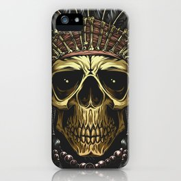 Death of Kemosabe iPhone Case