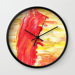 Feelscape 7 Wall Clock