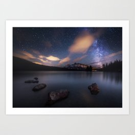 Galactic Dream Art Print