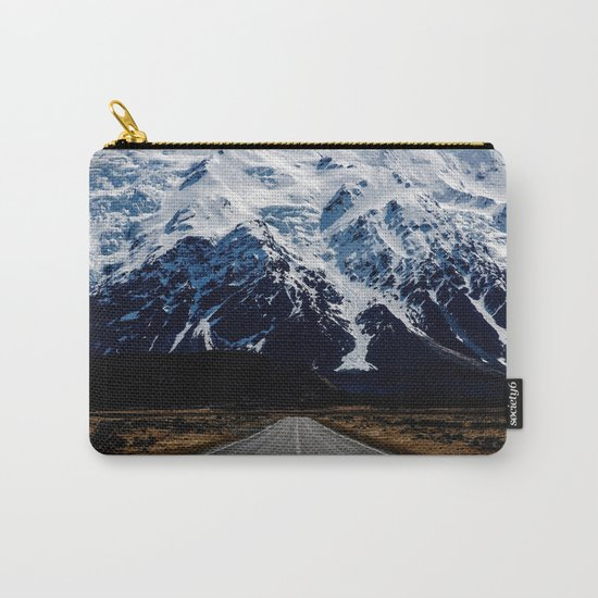 Mountain road Carry-All Pouch
