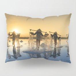 Vietnam Salt Pillow Sham
