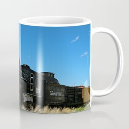 Denver & Rio Grande Steam Engine Coffee Mug