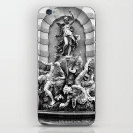 Viennese Fountain iPhone Skin