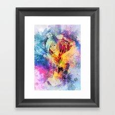 Aos Si Framed Art Print