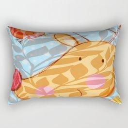 Friend Lulu Rectangular Pillow