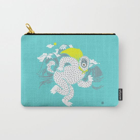 Save the Yeti Carry-All Pouch