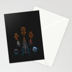 Mass Effect 2 Baddies Stationery Cards