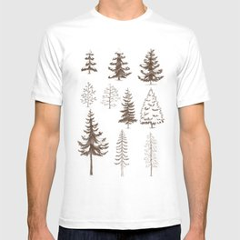Pines and Spruces T-shirt