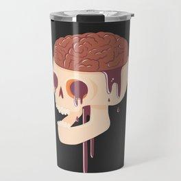 Yummy Skull Travel Mug