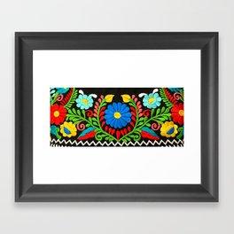 Mi Jardin Framed Art Print
