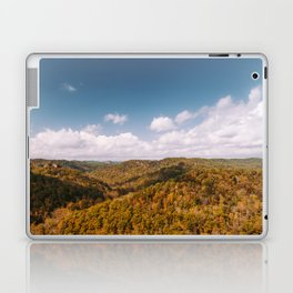 View of Red River Gorge, Kentucky Laptop & iPad Skin