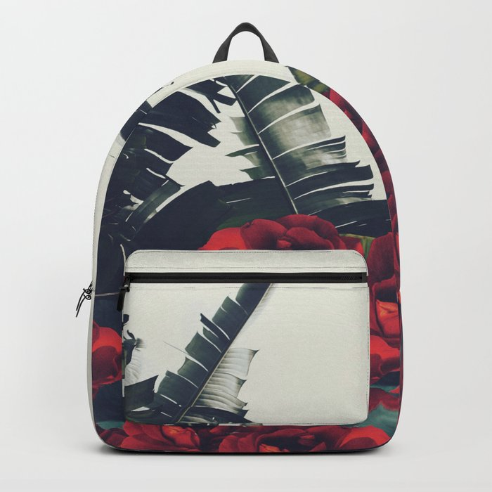 Red-Passion of Nature Rucksack