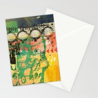 Collage 5 Stationery Cards