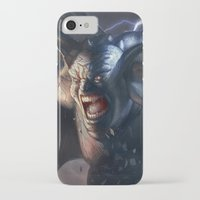 broadway iPhone & iPod Cases featuring Broadway  by ImmarArt