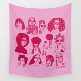 Babes of Summer Wall Tapestry