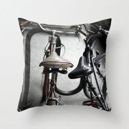 bikes 03 Throw Pillow