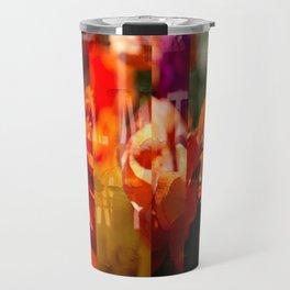 Ranunculus Splits Travel Mug