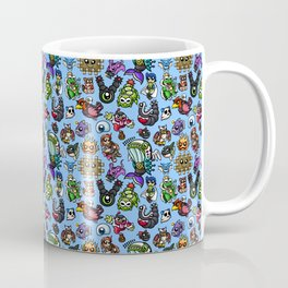 Friends & Foes on Koholint Coffee Mug
