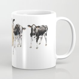 Cow Crowd Coffee Mug