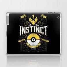 An Instinctual Decision Laptop & iPad Skin