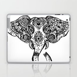 Elephant Mandala Laptop & iPad Skin