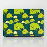 dragons iPad Cases featuring dragons by lisenok