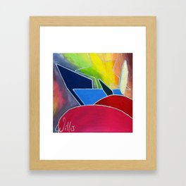 Untitled #80 Gekkouga (ゲッコウガ) Framed Art Print