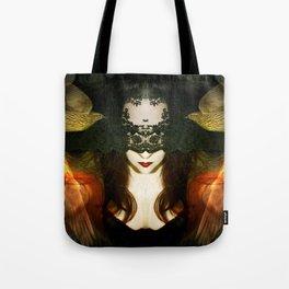 Madame Mayhem Tote Bag
