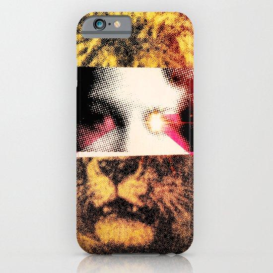 Lady Lion iPhone & iPod Case