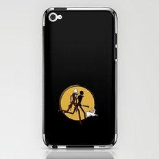 Jack and zero iPhone & iPod Skin