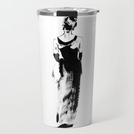 Audrey dress Travel Mug