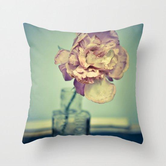 Pretty Flower 1 Throw Pillow