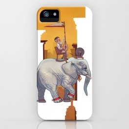 Start Small, Think Big iPhone Case