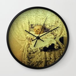 Zombie Baby  Wall Clock