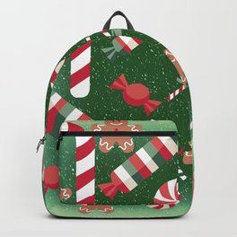 Christmas Candy Cheer Backpack