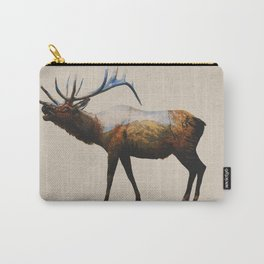 The Rocky Mountain Elk Carry-All Pouch