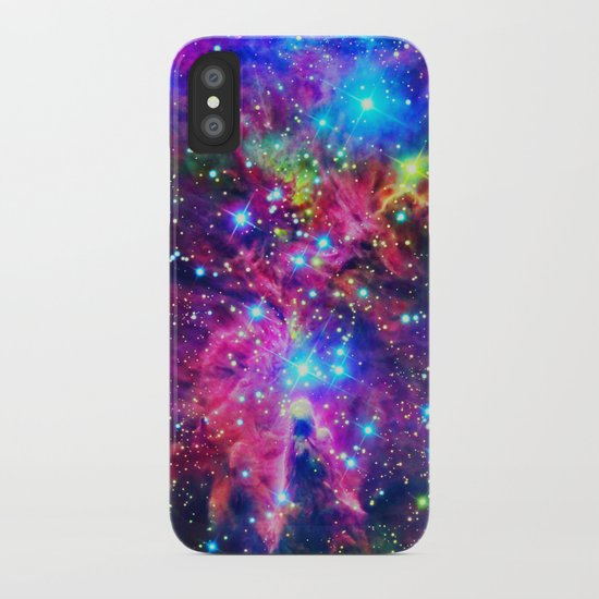 Astral Nebula iPhone Case