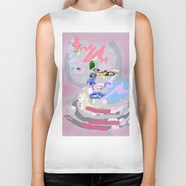 Cosmic Behaviour Biker Tank
