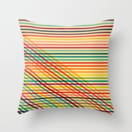 Ovrlap Throw Pillow