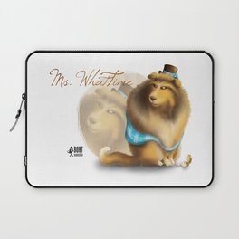 Ms. WhatTime Laptop Sleeve
