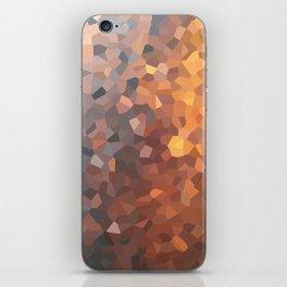Amber Moon Lights iPhone Skin