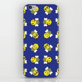 Yellowjacket Emojis iPhone Skin