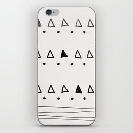 Coit Pattern 13 iPhone Skin