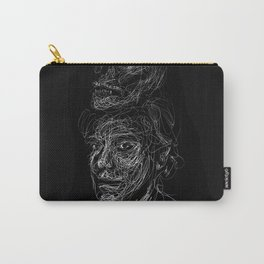 Andy.W Skull Carry-All Pouch