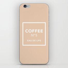 Iced Coffee No5 iPhone Skin