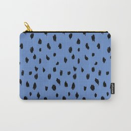 Seeing Spots in Lapis Carry-All Pouch