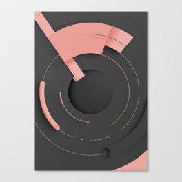 Geometric composition 6 Canvas Print