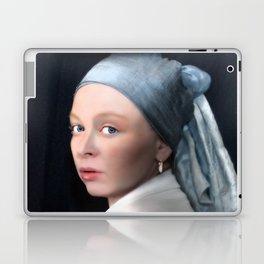 In de stijl van... Vermeer Laptop & iPad Skin