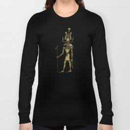 Khensu - God of ancient Egypt Long Sleeve T-shirt