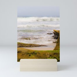 The Beach Mini Art Print